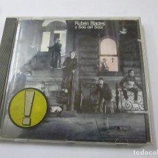 CDs de Música: RUBÉN BLADES* Y SEIS DEL SOLAR – ESCENAS -CD -N . Lote 194873187
