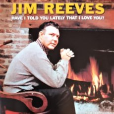 CDs de Música: JIM REEVES - HAVE I TOLD YOU LATELY THAT I LOVE YOU? - 4 ÁLBUMES (1956-1958) - 2 CD. Lote 194874960
