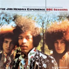 CDs de Música: THE JIMI HENDRIX EXPERIENCE - BBC SESSIONS - 2 CD - 37 TEMAS. Lote 194875815