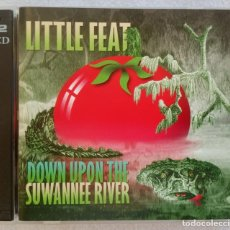 CDs de Música: LITTLE FEAT - DOWN UPON THE SUWANNEE RIVER - DOBLE CD 2XCD USA 2003 - HOT TOMATO. Lote 194875946