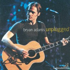 CDs de Música: BRYAN ADAMS - UNPLUGGED - CD . Lote 194876748