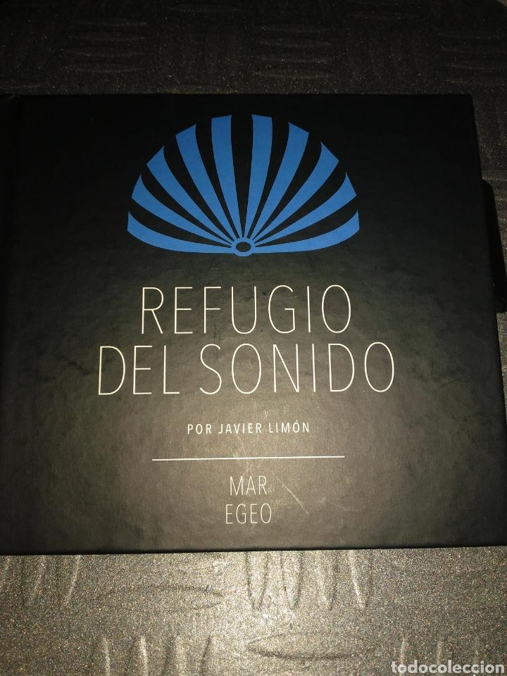 REFUGIO DEL SONIDO MAR EGEO (Música - CD's Otros Estilos)