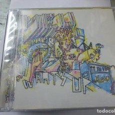 CDs de Música: MEU ‎– WHAT'S UP - CD - PRECINTADO -N. Lote 194878765