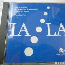 CDs de Música: BANDA ORIGINAL DEL PROGRAMA DE PLANETARIO LA CORUÑA- VIA LACTEA-LUIS DELGADO -CD -N. Lote 194878952