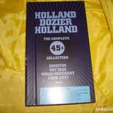 CDs de Música: HOLLAND DOZIER HOLLAND. THE COMPLETE 45´S. CAJA CON 14 CD´S. 2014. PRECINTADO (#). Lote 194880597