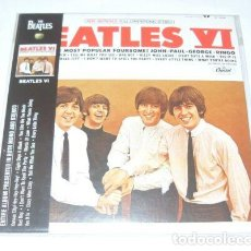 CDs de Música: THE BEATLES VI CD DIGIPAK MONO AND STEREO PRECINTADO. Lote 194881777