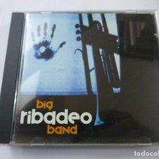 CDs de Música: BIG RIBADEO BAND - CD - N. Lote 194882402