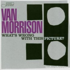 CDs de Música: VAN MORRISON - WHAT'S WRONG WITH THIS PICTURE? - CD . Lote 194883990