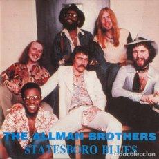 CDs de Música: THE ALLMAN BROTHERS BAND 2XCD STATESBORO BLUES MUY RARO COLECCIONISTA CD DOBLE. Lote 194884710