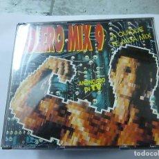 CDs de Música: BOLERO MIX 9 - A QUIQUE TEJADA MIX - CD DOBLE -N. Lote 194884870