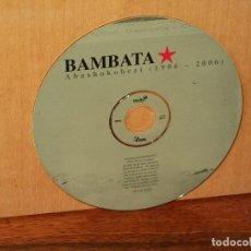 CDs de Música: BAMBATA - ABASHOKOBEZI 1906 / 2006 - SOLO CD SIN CARATULAS COMO NUEVO. Lote 194885606