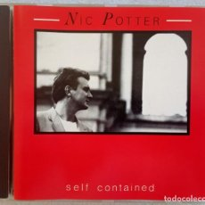 CDs de Música: NIC POTTER - SELF CONTAINED - CD ALEMAN 1987 - DATE. Lote 194886463