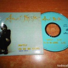 CDs de Música: ANA TORROJA YA NO ME QUEMA ( INEDITA ) / PARTIR CD SINGLE 1997 MECANO MUY RARO CONTIENE 2 TEMAS. Lote 194889306
