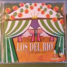 CDs de Música: LOS DEL RIO CD RIO DE SEVILLANAS NUEVO Y PRECINTADO 2003 + 5€ ENVIO C.NACIONAL. Lote 194889838