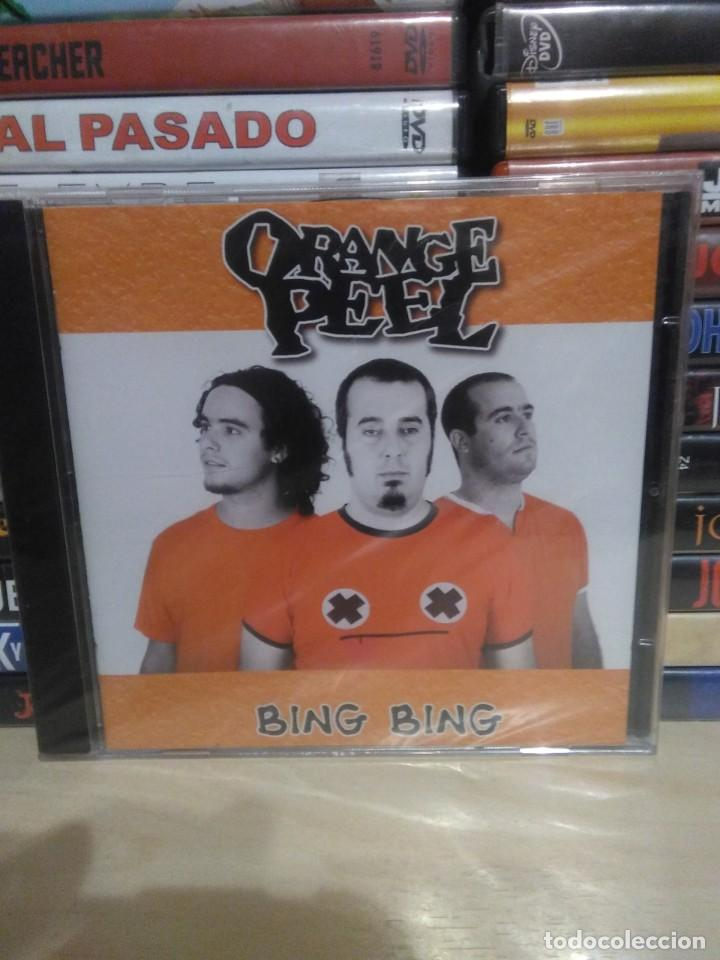 ORANGE PEEL - BING BING (CD PRECINTADO) (Música - CD's Rock)