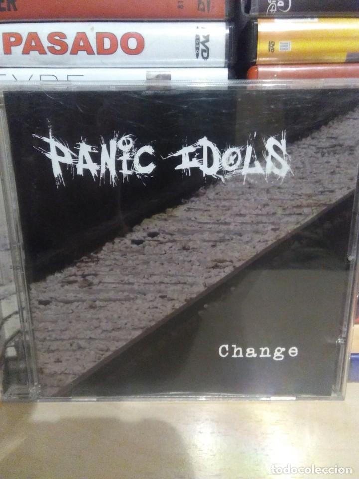 PANIC ÍDOLOS - CHANGE (Música - CD's Rock)