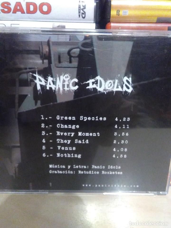 CDs de Música: Panic ídolos - Change - Foto 2 - 194890420