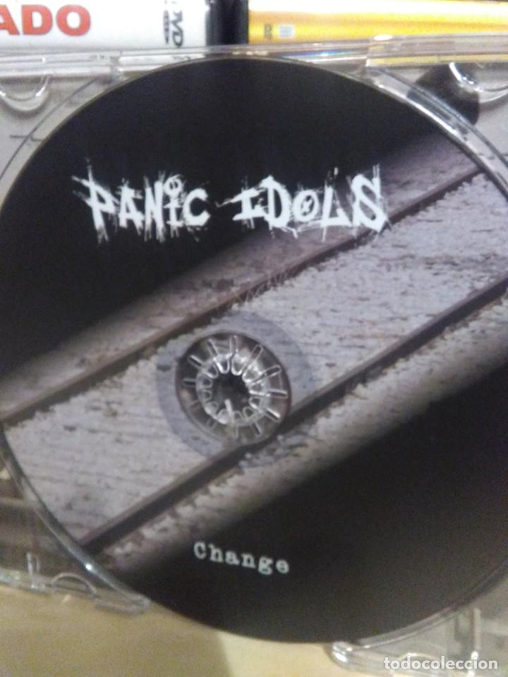 CDs de Música: Panic ídolos - Change - Foto 3 - 194890420