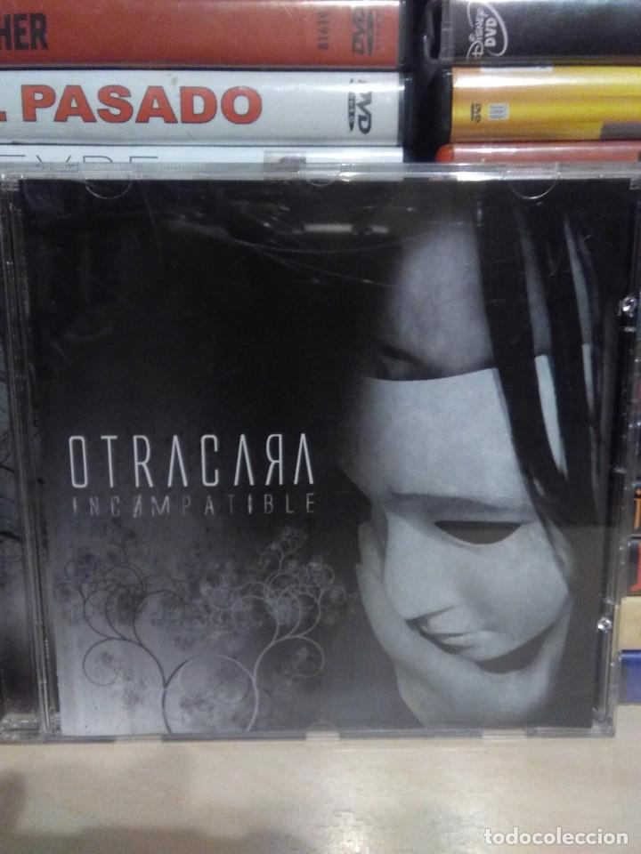 OTRA CARA - INCOMPATIBLE (Música - CD's Rock)