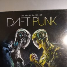 CDs de Música: THE MANY FACES OF DAFT PUNK. Lote 194893272
