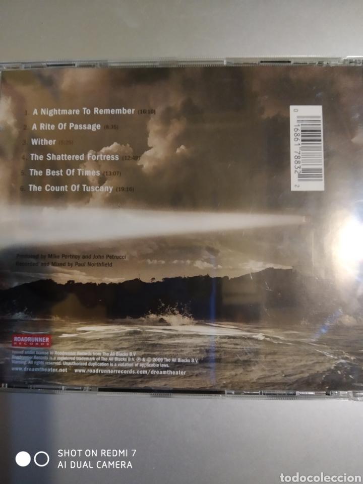 CDs de Música: Dream-Theater. Black clouds & Silver linings - Foto 2 - 194893610