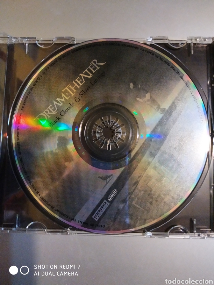 CDs de Música: Dream-Theater. Black clouds & Silver linings - Foto 3 - 194893610