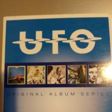 CDs de Música: U.F.O. ORIGINAL ÁLBUM SERIES. SON 5 ALBUMES. Lote 194894027