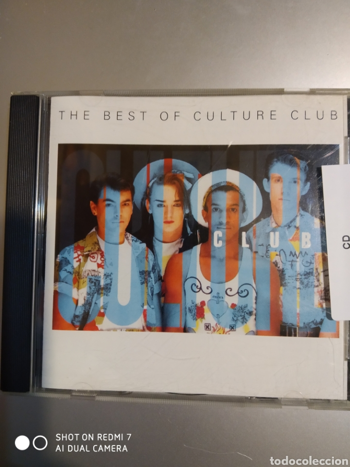 THE BEST OF CULTURE CLUB (Música - CD's Rock)