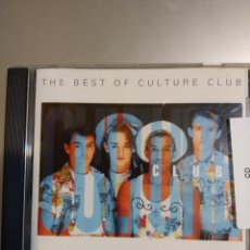 CDs de Música: THE BEST OF CULTURE CLUB. Lote 194894415