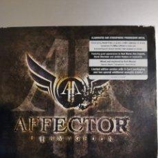 CDs de Música: AFFECTOR. HARMAGEDON. Lote 194894775