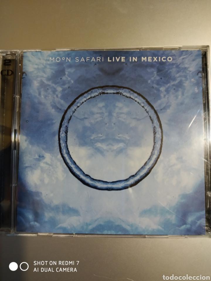 MOON SAFARI. LIVE IN MEXICO (Música - CD's Otros Estilos)