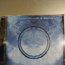 CDs de Música: MOON SAFARI. LIVE IN MEXICO. Lote 194894930