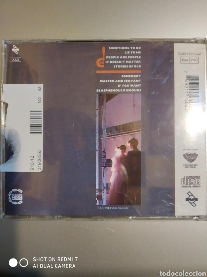 CDs de Música: Depeche Mode. Some great reward - Foto 2 - 194895232