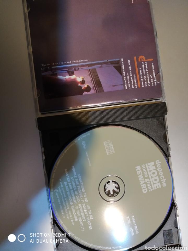 CDs de Música: Depeche Mode. Some great reward - Foto 3 - 194895232