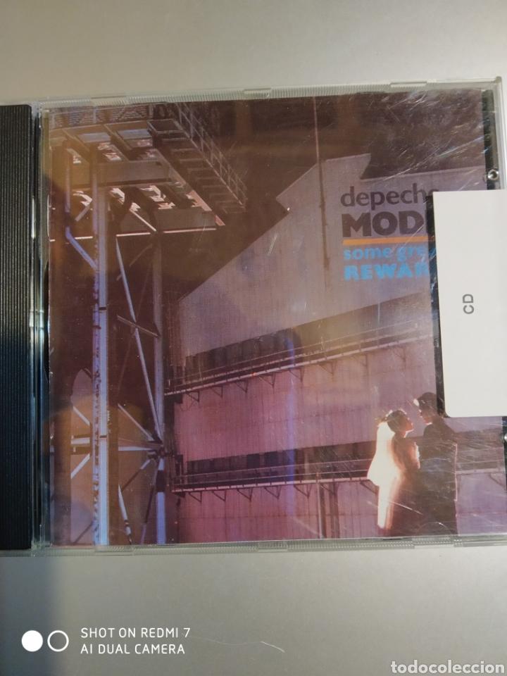 DEPECHE MODE. SOME GREAT REWARD (Música - CD's Rock)
