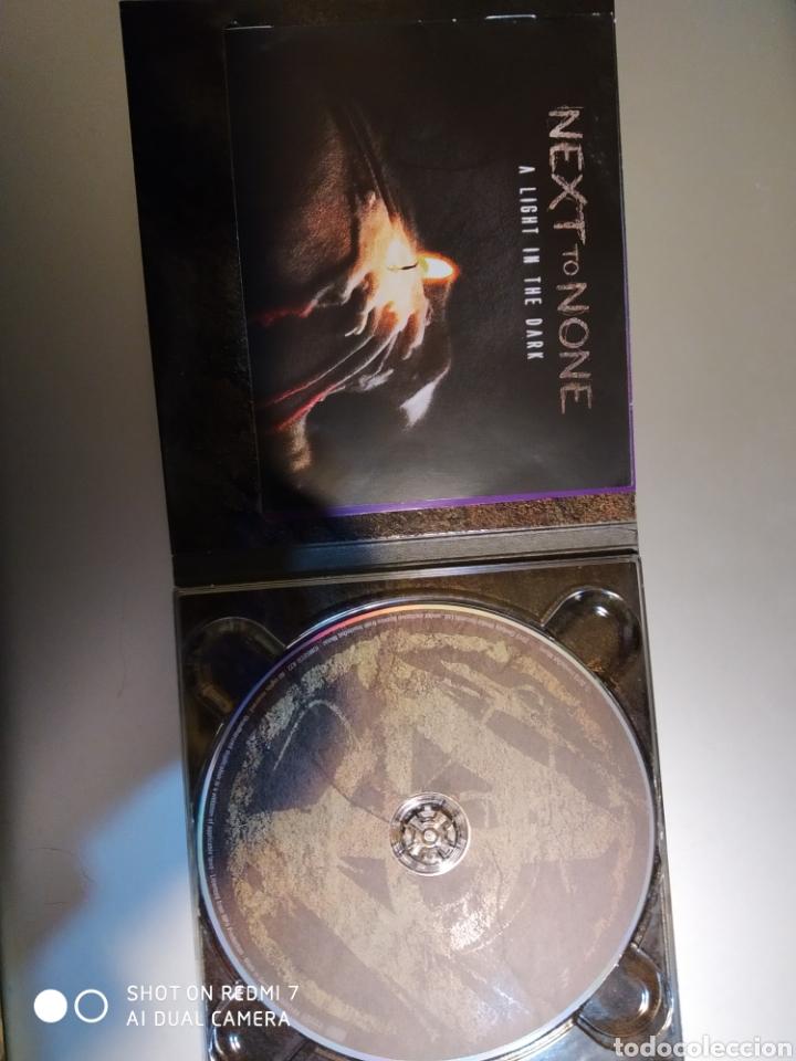 CDs de Música: Next to None. A light in the dark - Foto 3 - 194895720