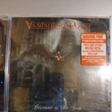 CDs de Música: VANISHING POINT. DISTANT IS THE SUN. Lote 194895868