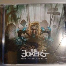 CDs de Música: THE JOKERS . ROCK'N ROLL IS ALIVE. Lote 194897942