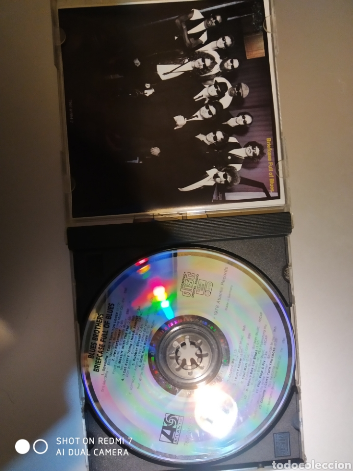 CDs de Música: Blues brothers . Briefcase full of blues . - Foto 3 - 194898157