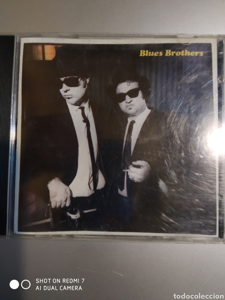 BLUES BROTHERS . BRIEFCASE FULL OF BLUES . (Música - CD's Rock)