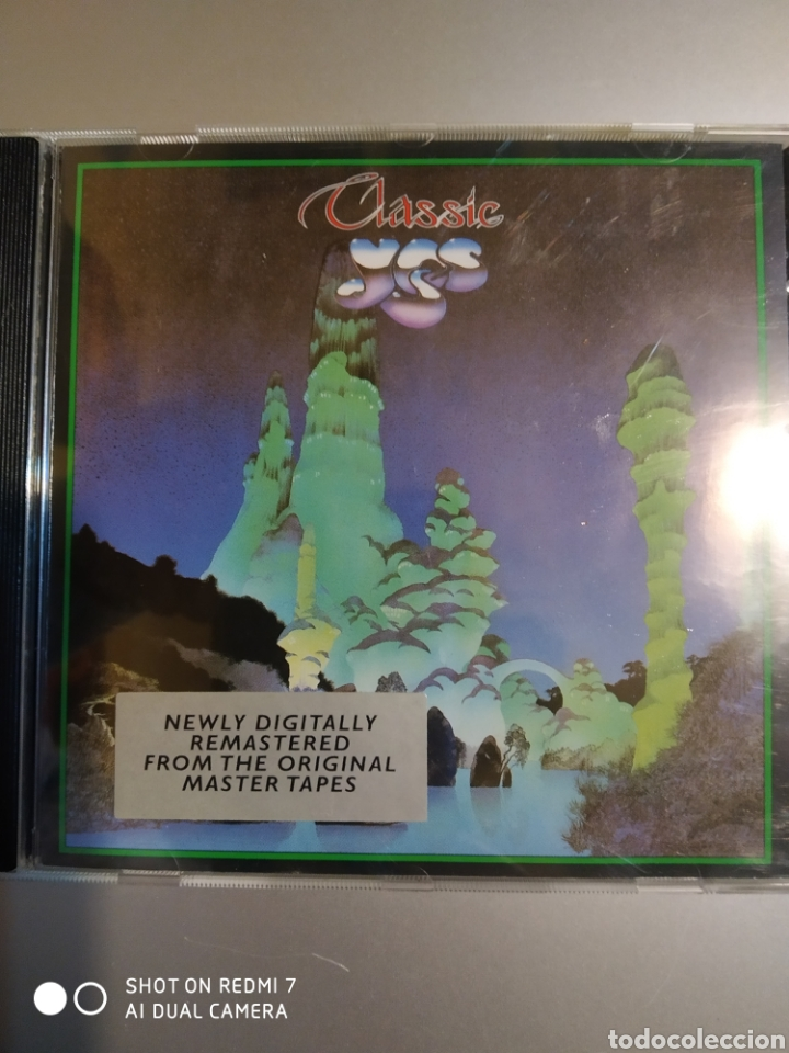 YES . CLASSIC (Música - CD's Rock)