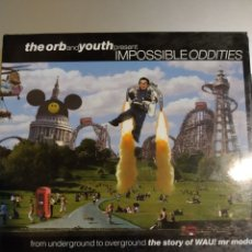CDs de Música: THE ORB AND YOUTH PRESENT IMPOSSIBLE ODDITIES. Lote 194901741
