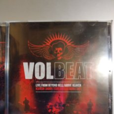 CDs de Música: VOLBEAT. LIVE FROM BEYOND HELL. Lote 194902643