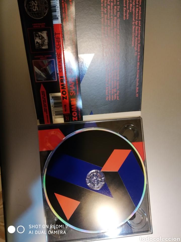 CDs de Música: Zombie. Shape shift - Foto 2 - 194903480