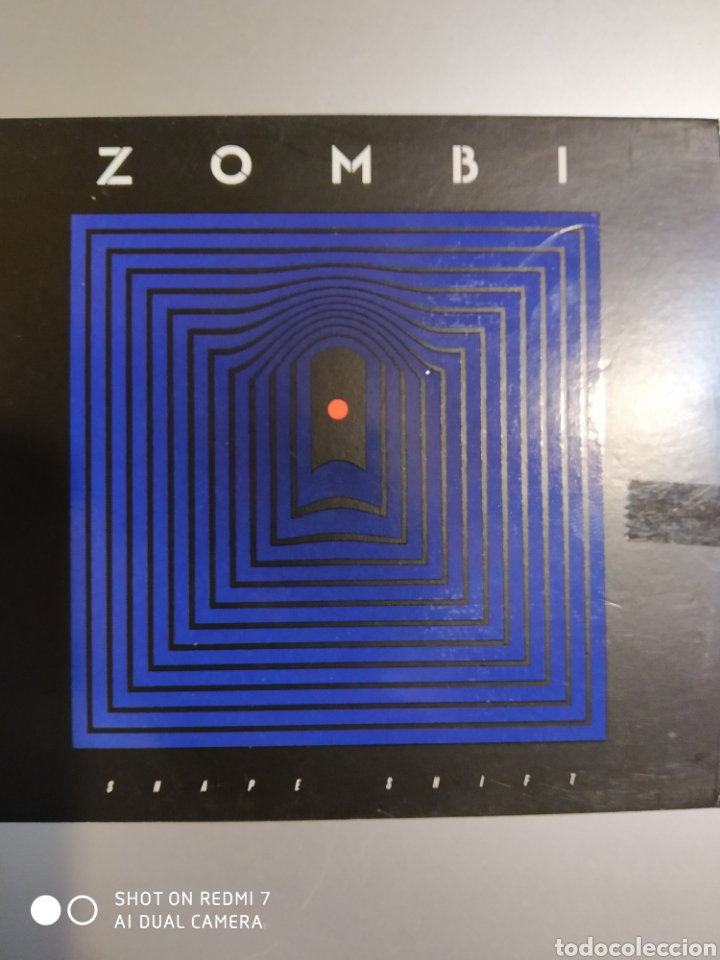 ZOMBIE. SHAPE SHIFT (Música - CD's Otros Estilos)