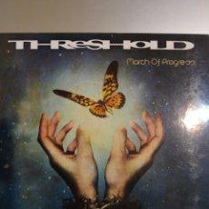 CDs de Música: THRESHOLD. MARCH OF PROGRESS. Lote 194904002