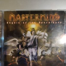 CDs de Música: MASTERMIND. ANGELS OF THE APOCALYPSE. Lote 194905951