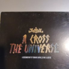CDs de Música: JUSTICE. A CROSS THE UNIVERSE. Lote 194906331