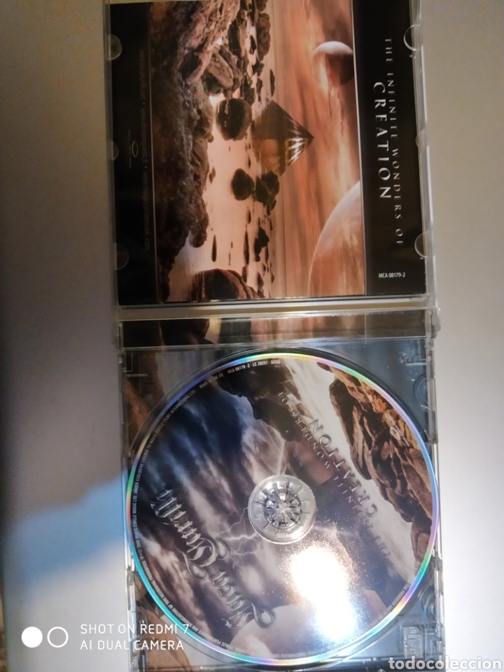 CDs de Música: Luca Turilli. The infinite wonders of creation - Foto 2 - 194906353