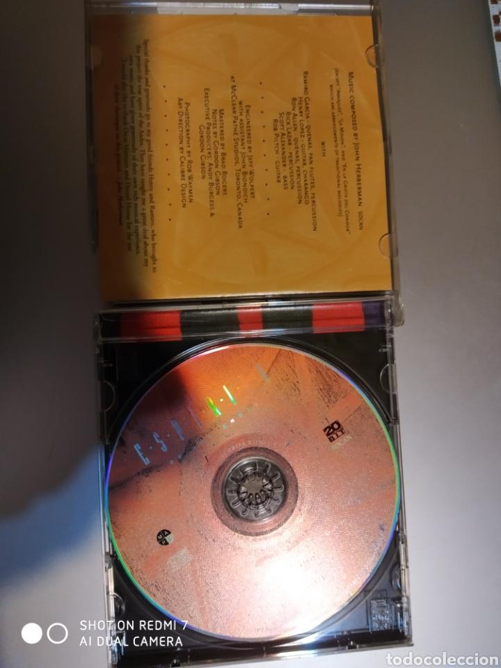 CDs de Música: Espíritu de los Andes - Foto 2 - 194906442